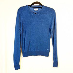 Zadig & Voltaire 100% Merino Wool V-Neck Sweater